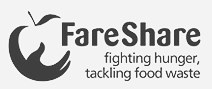 Fareshare, fighting hunger, tackling food waste