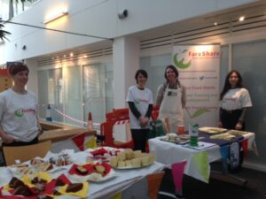 Bake sale - Fareshare